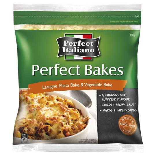 Perfect Italiano Perfect Bakes 3 Cheeses