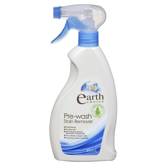 Earth Choice Stain Remover Prewash