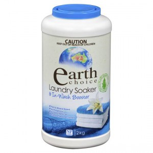 Earth Choice Inwash & Soaker & Booster