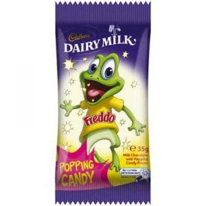 Cadbury Giant Freddo Frog Popping Candy