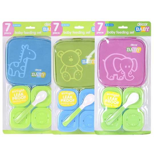 Decor Baby Feeding Set