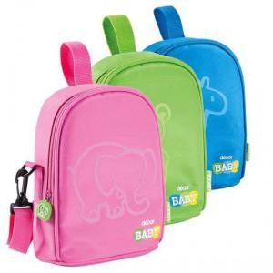 Decor Baby Twin Bottle Cooler Bag