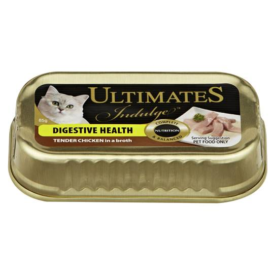 Ultimates Indulge Adult Cat Food Digestive Health