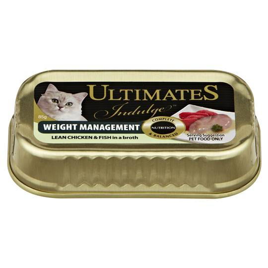 Ultimates Indulge Adult Cat Food Weight Management