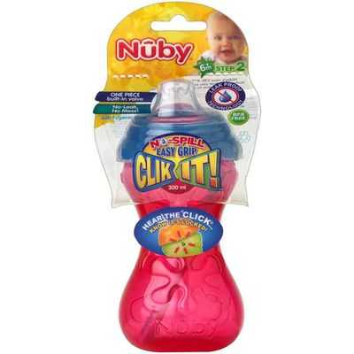 Nuby Click It Cups Sipper Spout