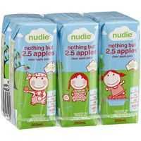 Nudie Kids Apple Juice