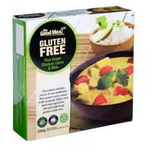 Good Meal Thai Green Chicken Gluten Free