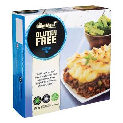 Good Meal Cottage Pie Gluten Free