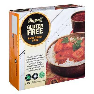 Good Meal Butter Chicken Gluten Free