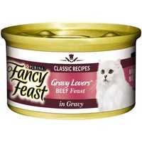 Fancy Feast Adult Cat Food Beef
