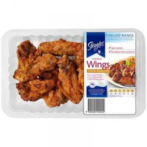 Steggles Wings Oven Roasted
