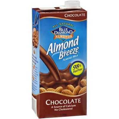 Almond Breeze Flavoured Chocolate Milk