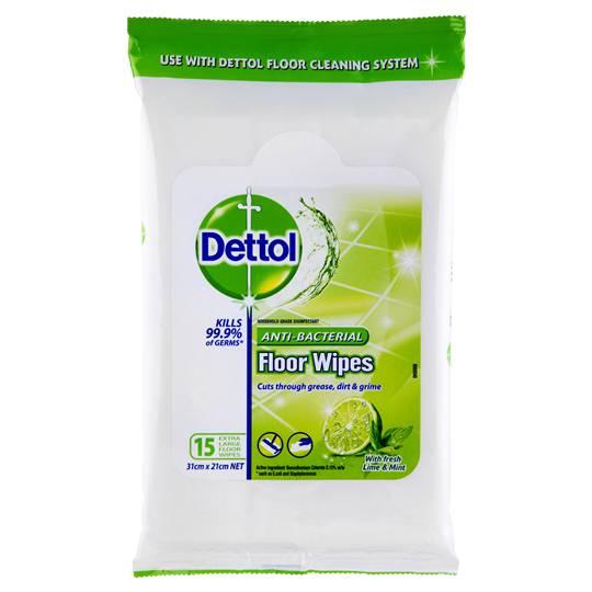 Dettol Floor Cleaner System Refill