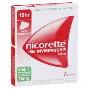 Nicortte Patch Invisipatch