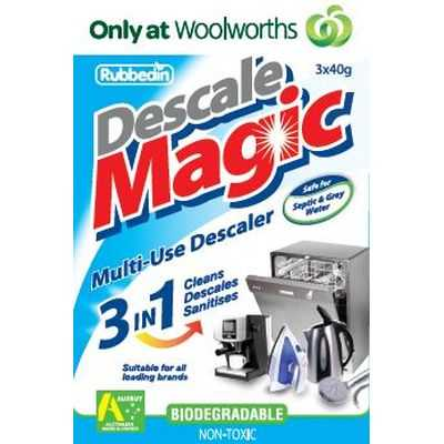 Rubbedin Magic Descaler