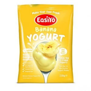 Easiyo Banana Yoghurt Base