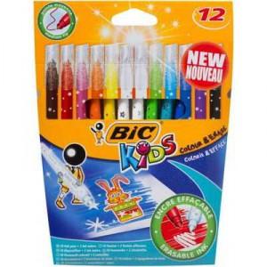 Bic Kids Colour & Erase Markers