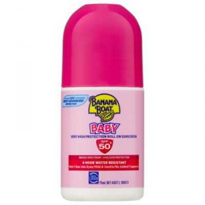 Banana Boat Baby Sunscreen Roll On Spf 50+