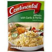 Continental Pasta & Sauce Alfredo Garlic & Herb