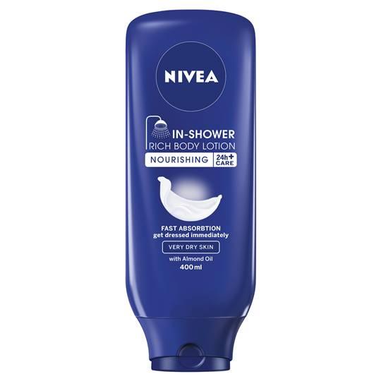 Nivea In-shower Body Moisturiser Rich