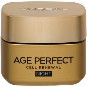 L'oreal Paris Face Cream Cell Renewal Night Cream