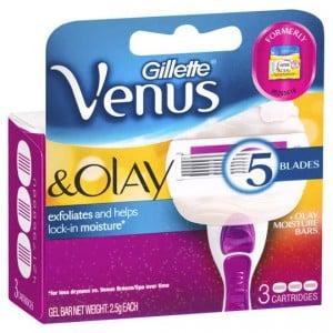 Gillette Venus & Olay Sugarberry Scent Refill