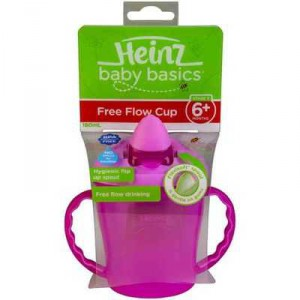 Heinz Cups Free Flow