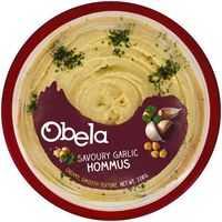 Obela Hommus Savoury Garlic