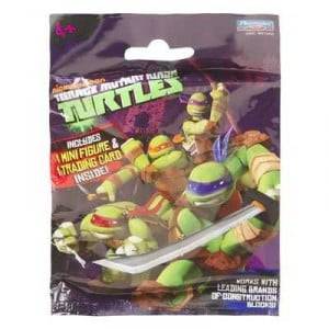Teenage Mutant Ninja Turtles Toys Mini Ninjas