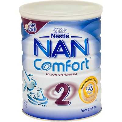 Nestle Nan Comfort Follow-on Formula Stage 2 6-12 Months