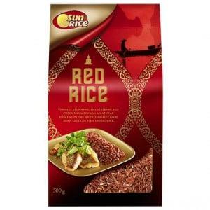 Sunrice Gourmet Rice Red