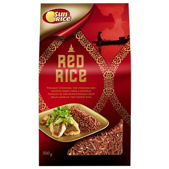 Sunrice Gourmet Rice Red