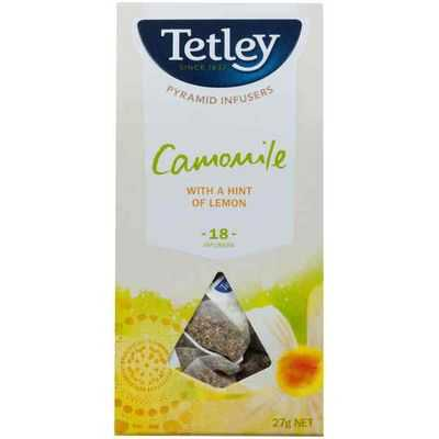 Tetley Camomile Pyramid Tea