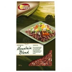 Sunrice Gourmet Rice Mountain Blend