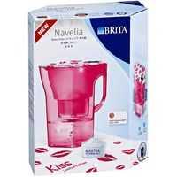 Brita Water Filter Navelia Jug Cool Kiss Pink