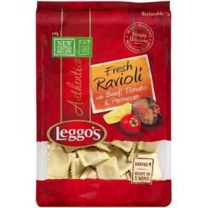 Leggos Ravioli Roasted Pumpkin & Feta