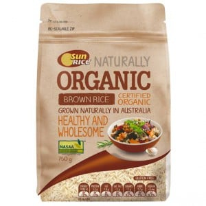 Sunrice Brown Rice Organic