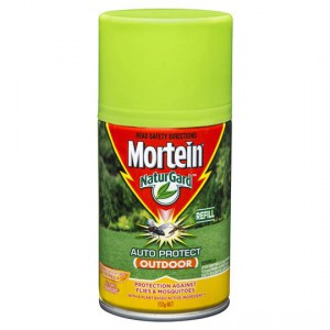 Mortein Insect Control Outdoor System