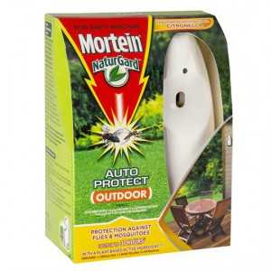 Mortein Naturgard Insect Control Auto Protect Outdoor