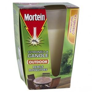Mortein Naturgard Candle Citronella
