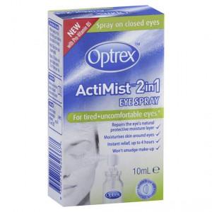 Optrex Actimist 2 In 1 Eye Spray Tired