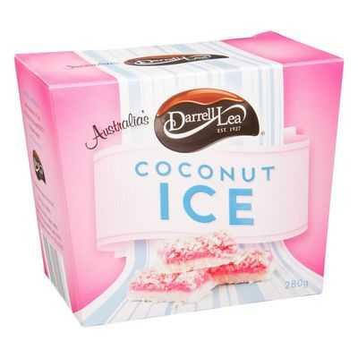 Darrell Lea Coconut Ice