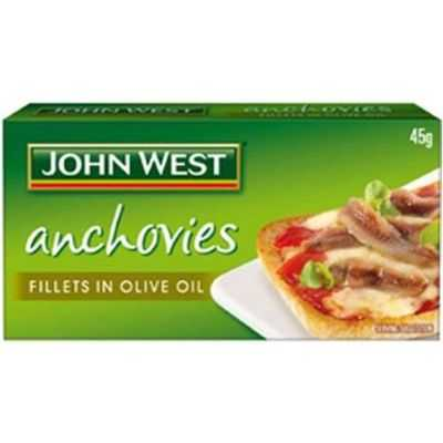 John West Anchovies