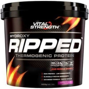Vital Strength Ripped Protein Chocolate