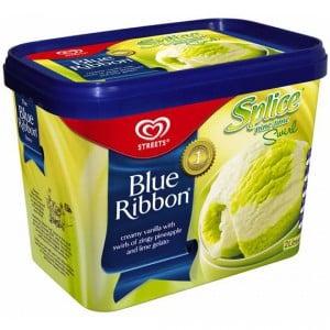 Streets Blue Ribbon Ice Cream Splice Swirl
