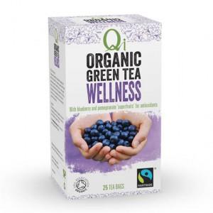 Qi Wellness Herbal Tea