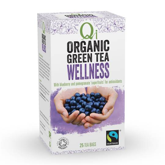 Qi Wellness Herbal Tea