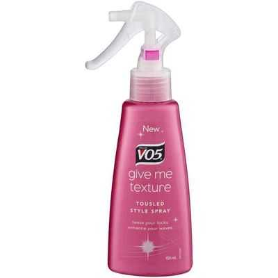 Vo5 Give Me Texture Spray Tousled Style