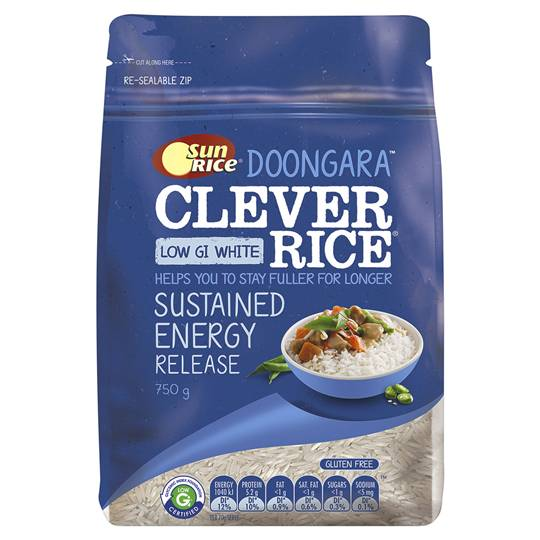 Sunrice White Rice Low Gi