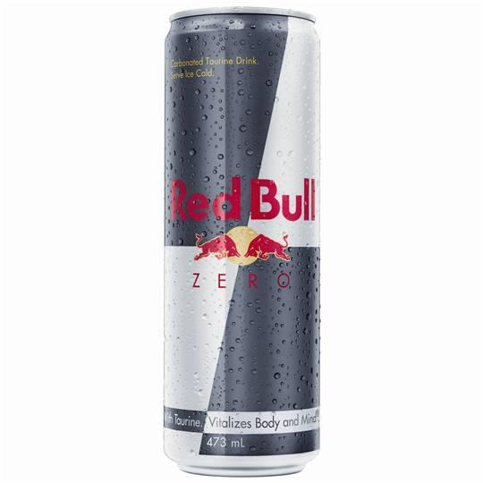 Red Bull Energy Drink Zero